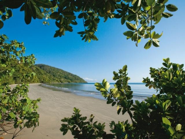 Queensland Tropical Trails, Cape Tribulation