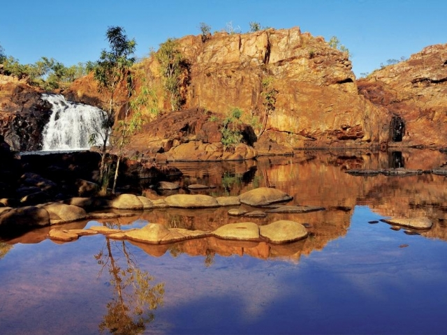 Kakadu and Katherine Gorge, Edith Falls Katherine