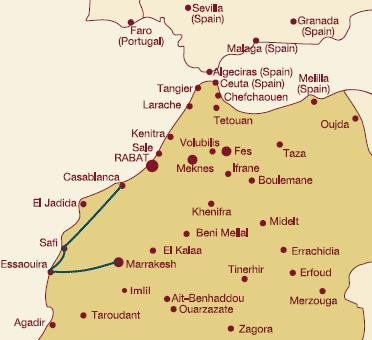 Essaouira & Marrakesh