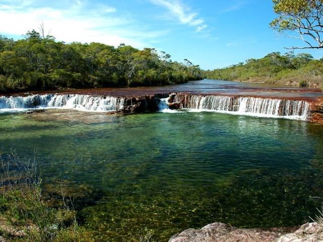 Cooktown & Cape York, Fruit Bat Falls