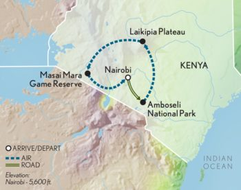 Kenya Safari in Style