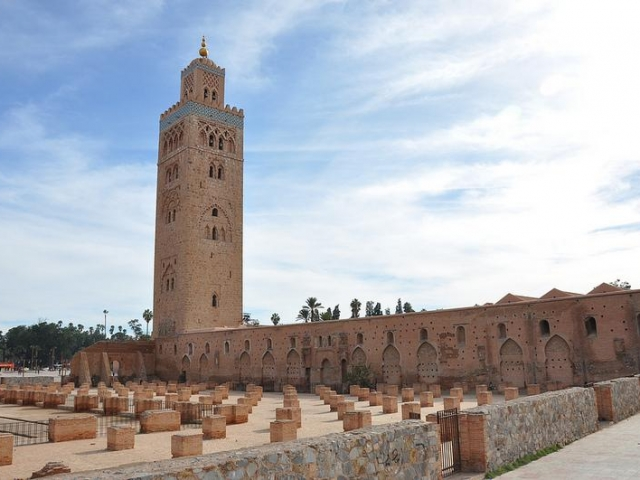 Marrakesh Delight, Koutoubia Minaret
