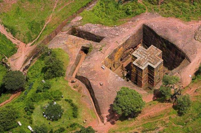 Ethiopia the Historic Route, Lalibela, Rock Hewn Churches