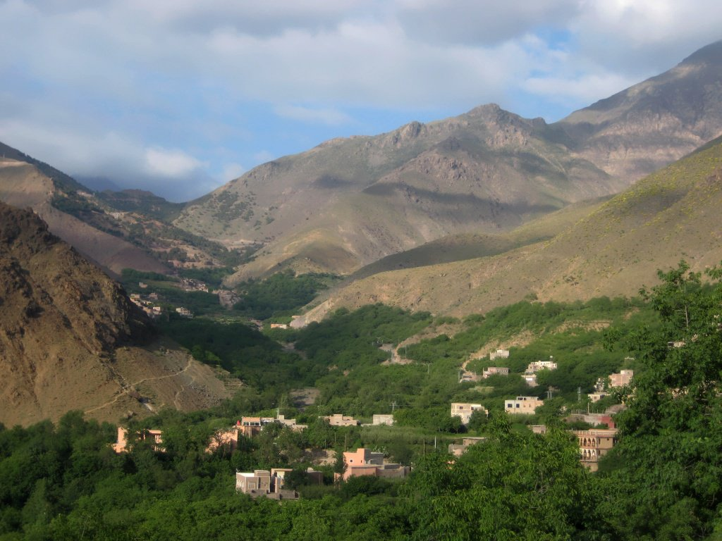 Marrakesh & High Atlas Escape, Mt Toubkal, Imlil Valley