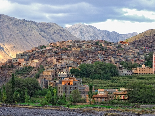 Marrakesh & High Atlas Escape, Mt Toubkal, Armed Village