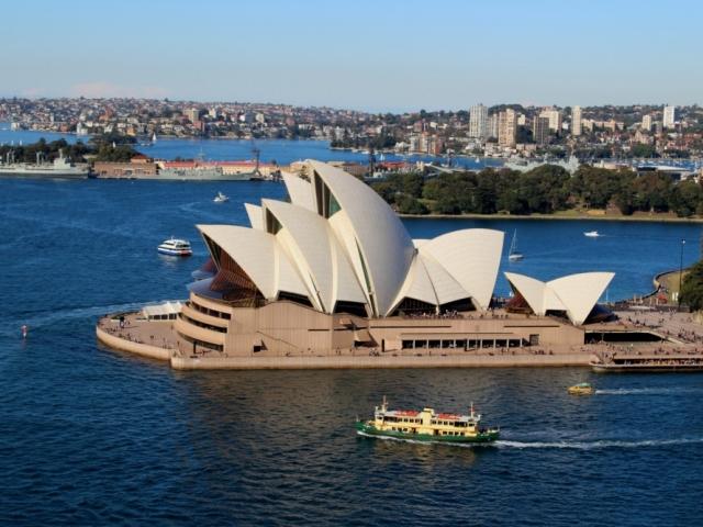 New South Wales, Sydney Opera House