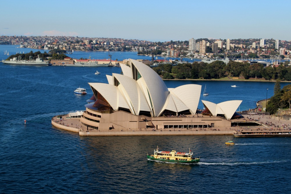 New South Wales, Sydney Opera House