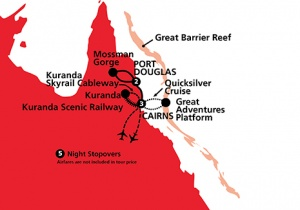 Port Douglas & Reef Retreat