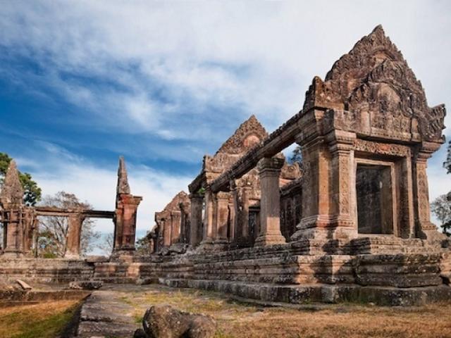 Jungles, Wildlife & Temples, Preah Vihear Temple