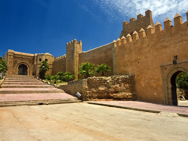 Hightlights of Morocco, Rabat, Kasbah of Oudayas