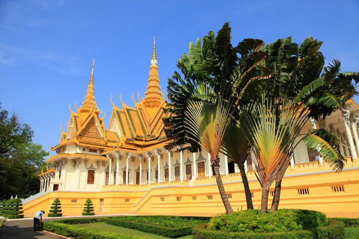 Cambodia Experience | Royal Palace, Phnom Penh, Cambodia