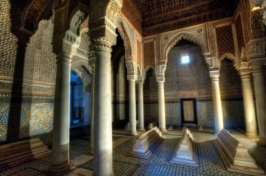 Marrakesh Delight, Saadian Tombs