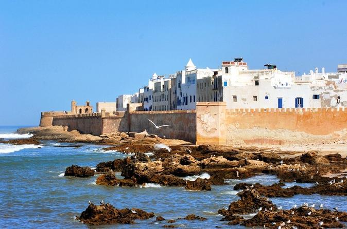 Essaouira & Marrakesh, Essaouira, Skala de la Ville