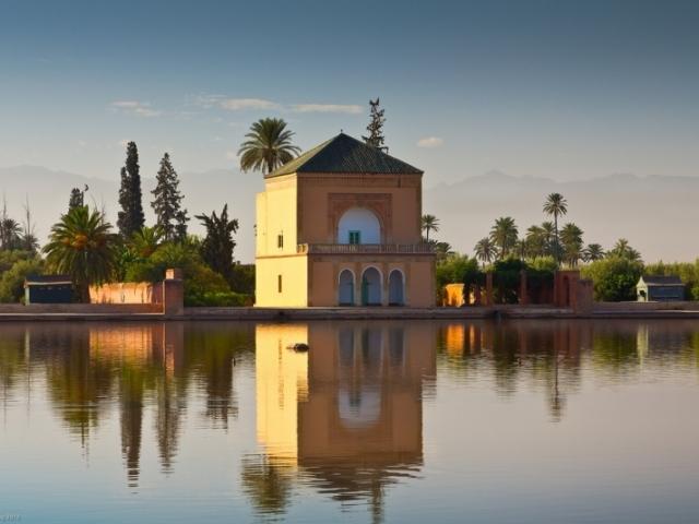 Spicy Marrakesh, Menara Gardens