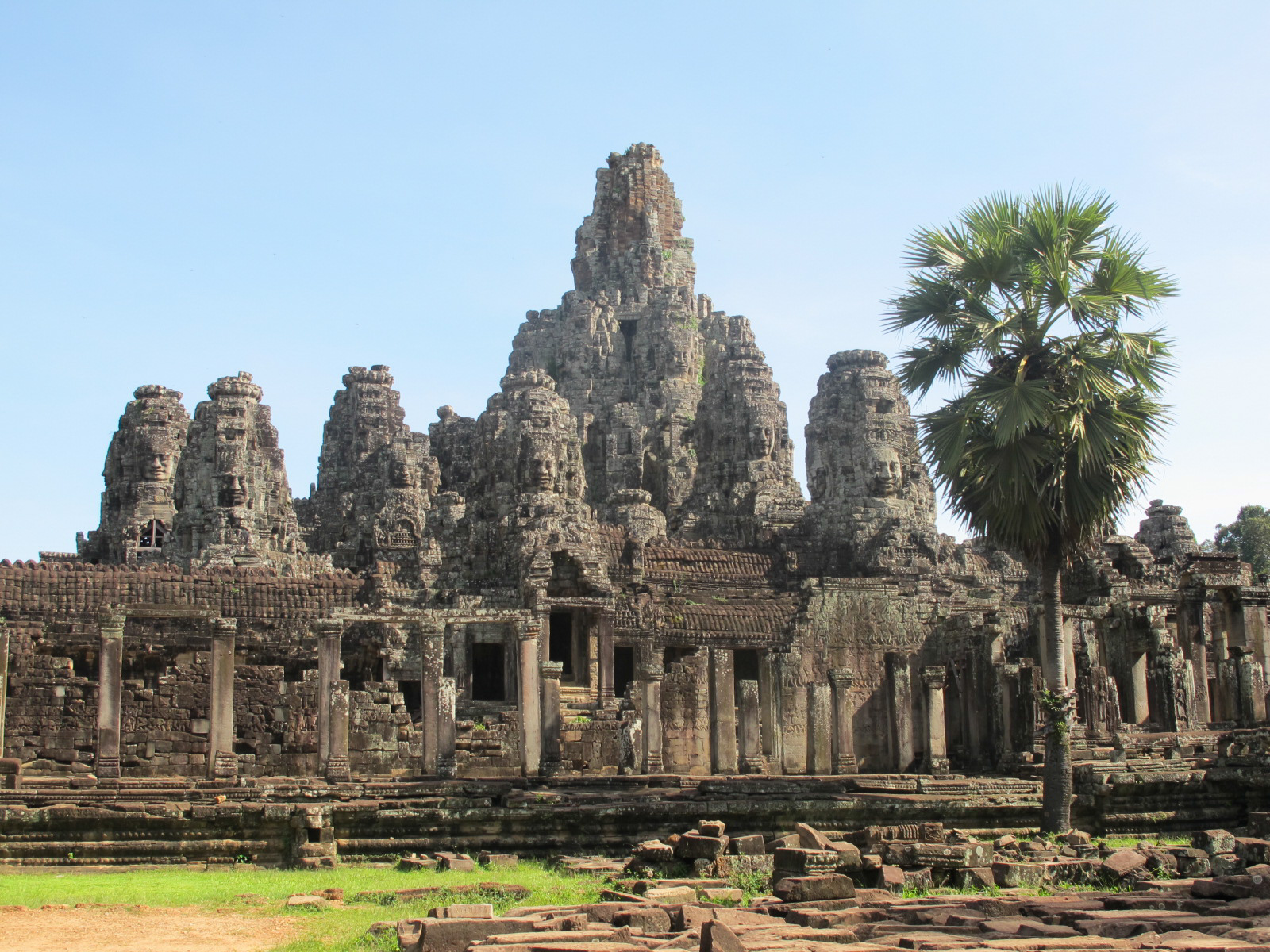 Cambodia Experience | Temple of Bayon, Siem Reap, Cambodia