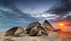 Adelaide & Kangaroo Island | The Remarkable Rocks, Flinders Chase National Park, Kangaroo Island, South Australia