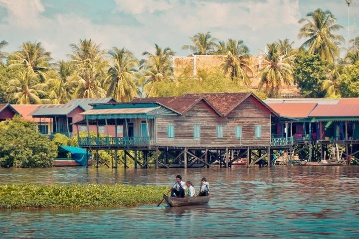 Cambodia Experience | Tonle Sap Lake, Siem Reap, Cambodia