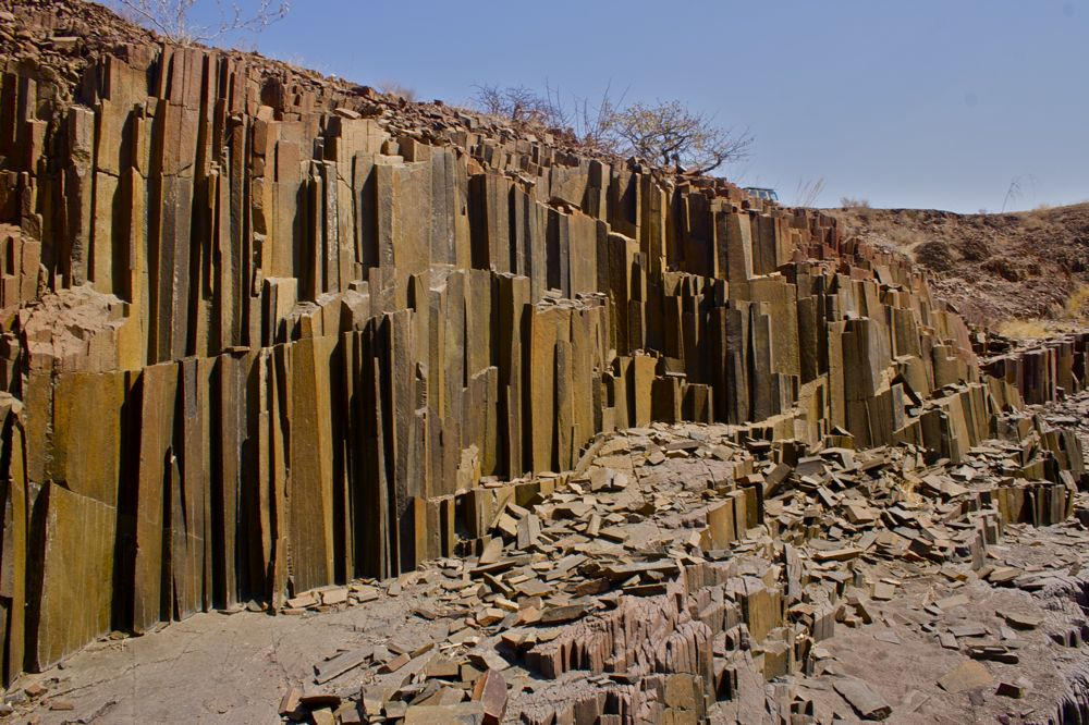 Ultimate Namibia, Twyfelfontein, Organ Pipes