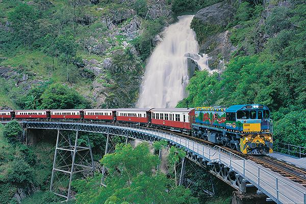 Tropical Trails | Kuranda Scenic Railway, Queensland