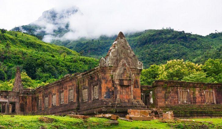 Secrets of Southern Laos, Champasak, Wat Phou temple