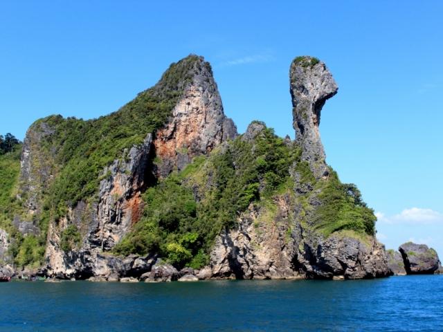 Krabi Relaxation, Chicken Island