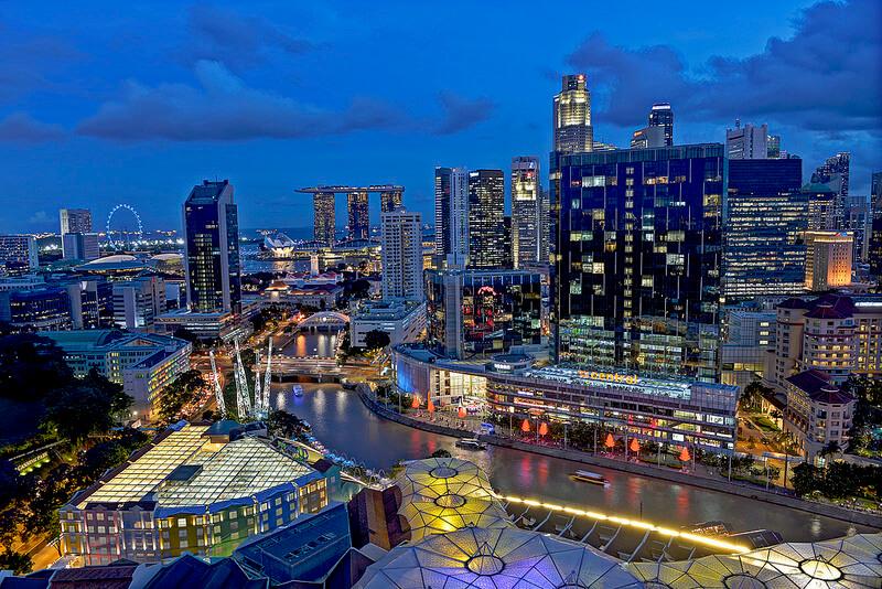 Singapore Explorer, Clarke Quay