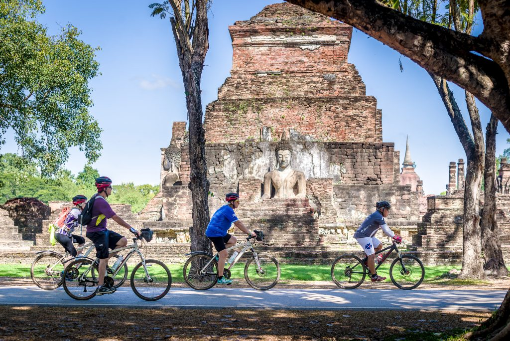 Bike Adventure from Bangkok to Chiang Mai