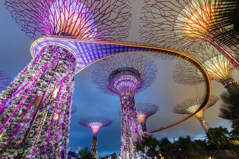 Singapore Explorer, Gardens by the bay