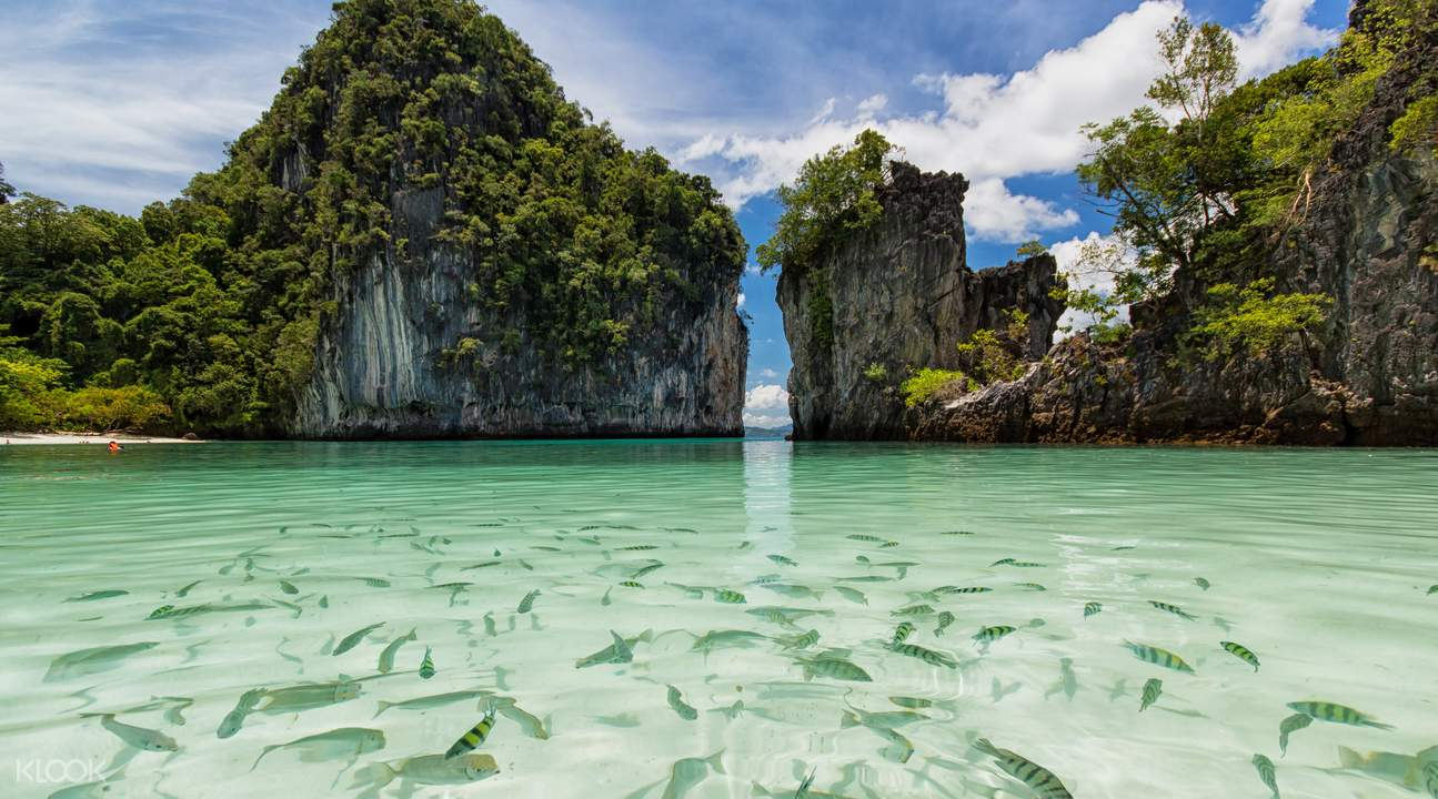 Phuket Island Escape, Hong Island