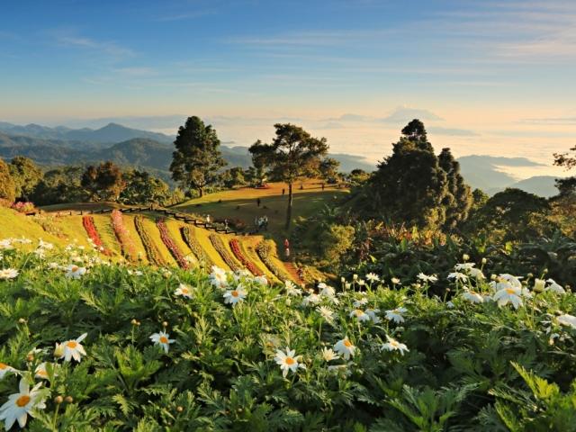 Chiang Mai & Mae Hong Son Explorer, Huay Nam Dang National Park