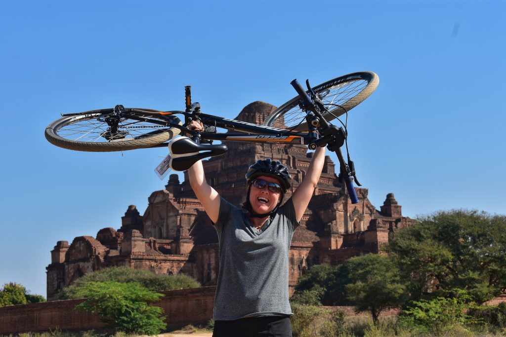 Cycle Inle Lake, Bagan & the Irrawaddy River