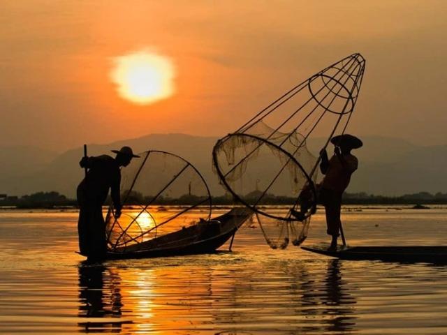 Burma, Inle Lake