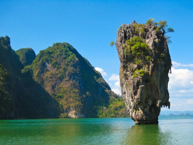 Phuket Island Escape, Koh Tapu, James Bond Island