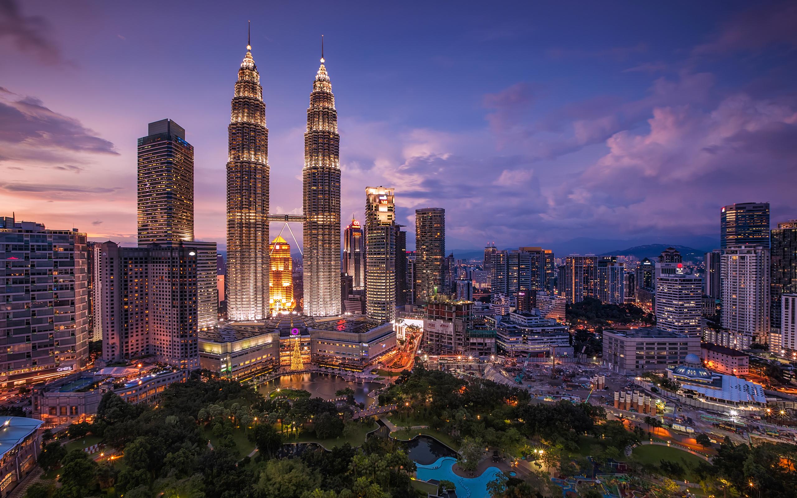 Highlights of Malaysia, Kuala Lumpur, Petronas towers