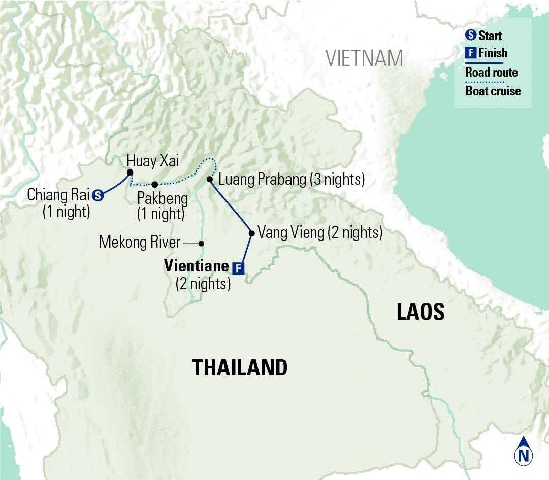 Laos Experience