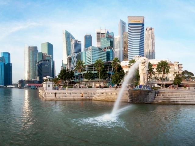 Singapore Explorer, Merlion Park
