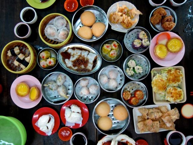 Penang Food & Beach, Dim Sum