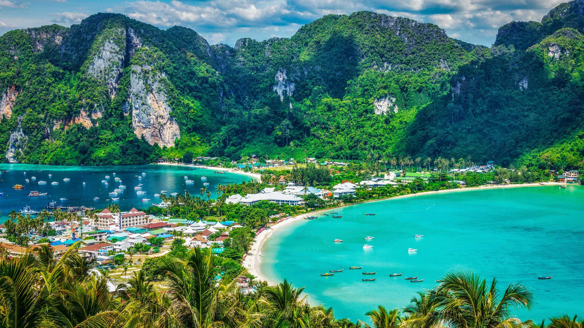 Phuket Island Escape, Phi Phi Island