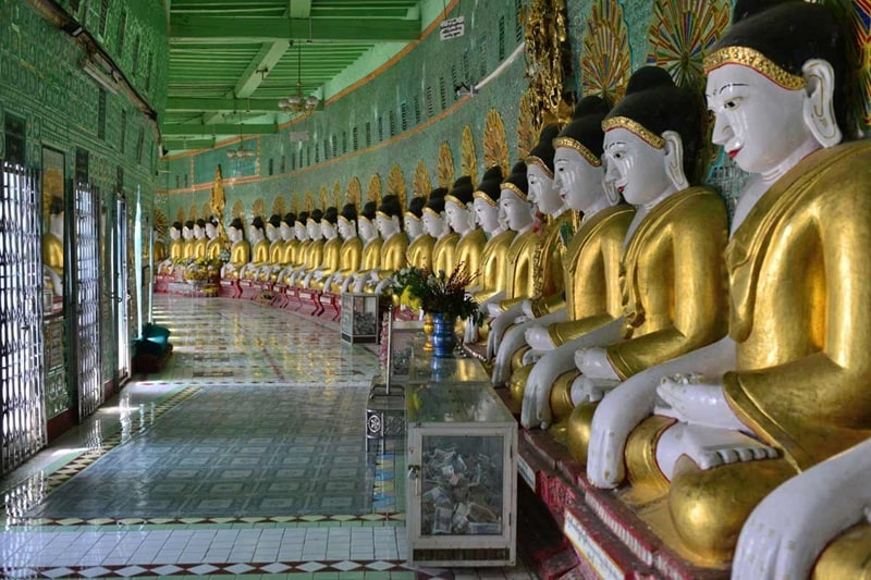 Myanmar in Style | Sagaing, Umin Thounzeh Temple