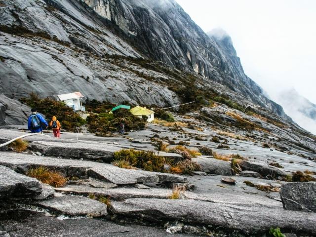 Kinabalu Summit, Mount Kinabalu, Sayat Sayat