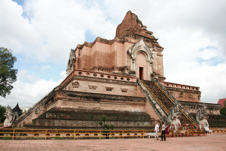 Enchanting Chiang Mai, Wat Chedi Luang