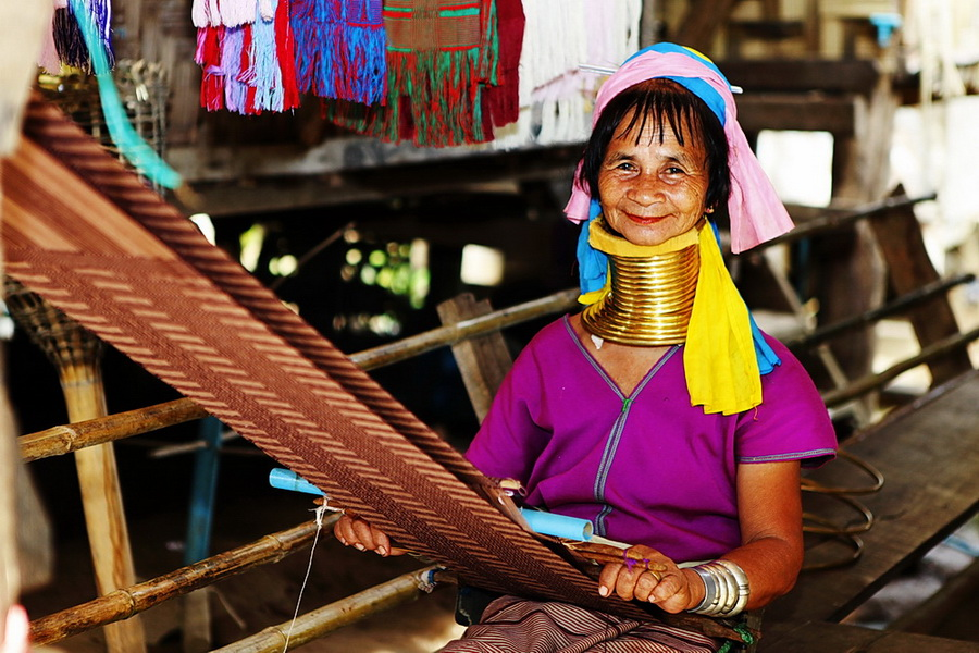 Enchanting Chiang Mai, Long Neck Hill Tribe