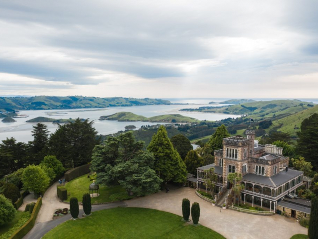 Sensational South | Larnach Castle, Dunedin, New Zealand