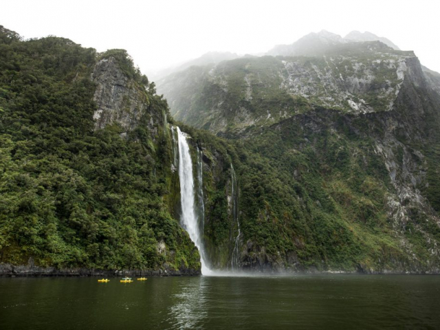 The Southern Drift | Milford Sound, Fiordland, New Zealand