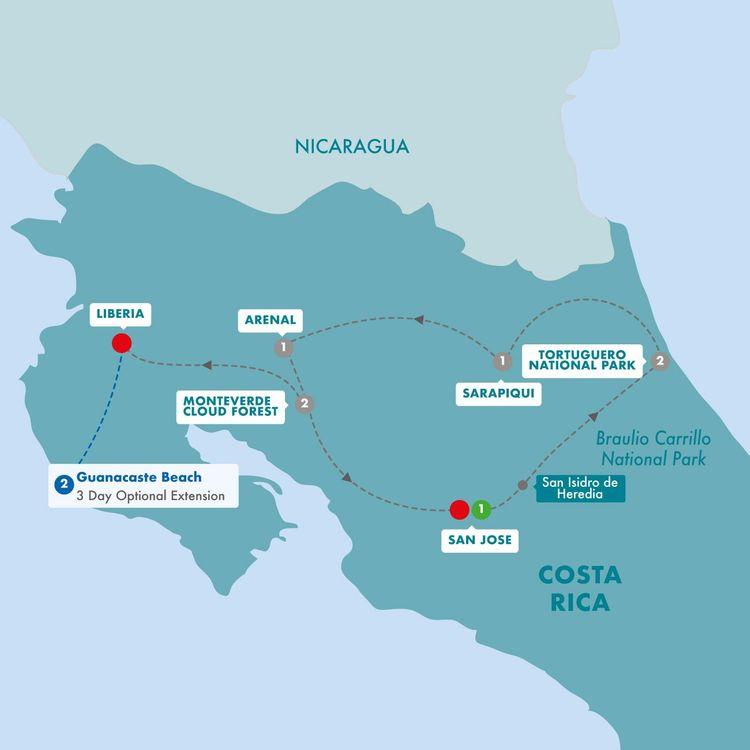 Costa Rica Eco Adenture