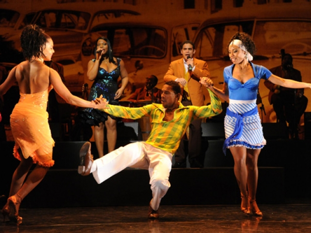 Cuban Dance Tour