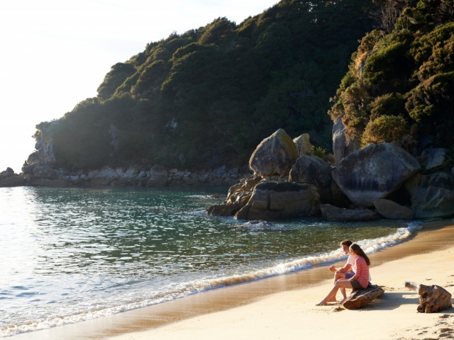 Essence of New Zealand | Abel Tasman National Park, New Zealand