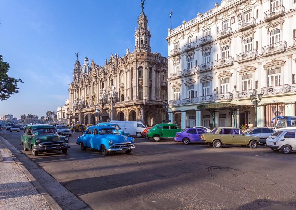 Surprisingly Cuba, Great Theatre, Havana