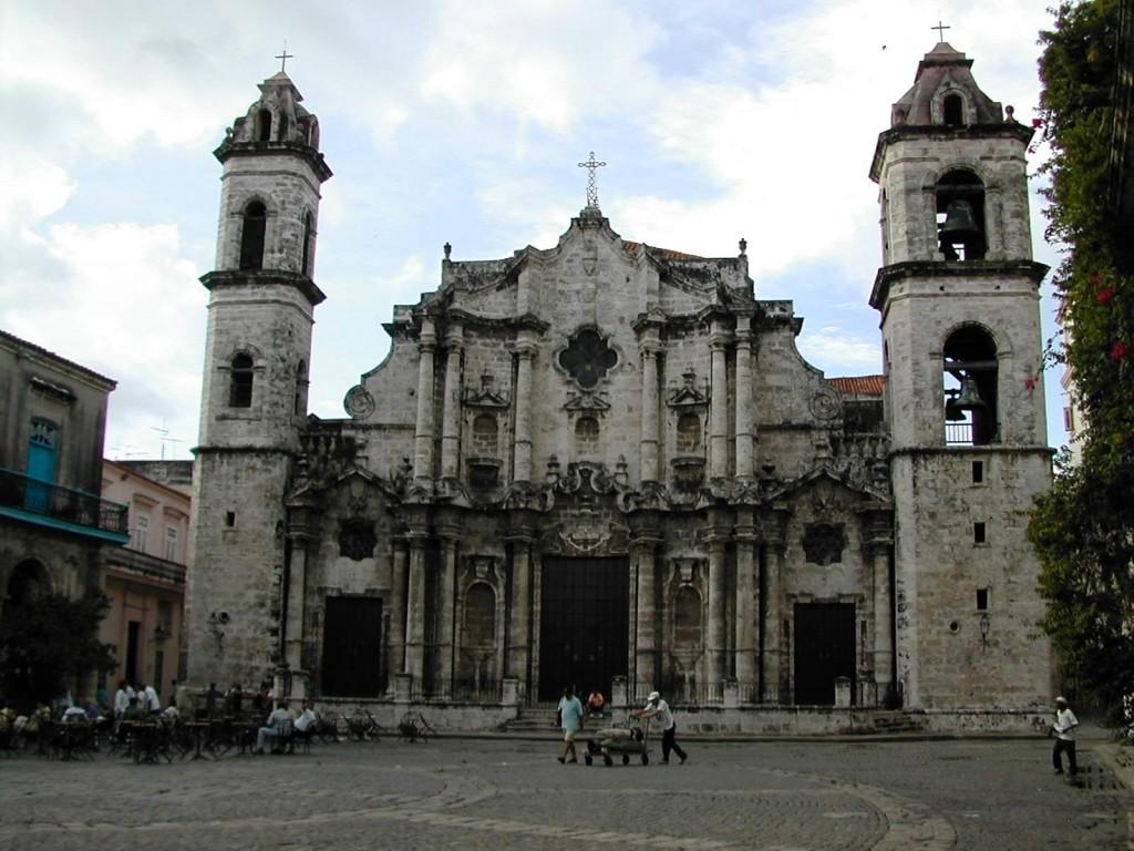 Havana Stopover, Havana Cathedral