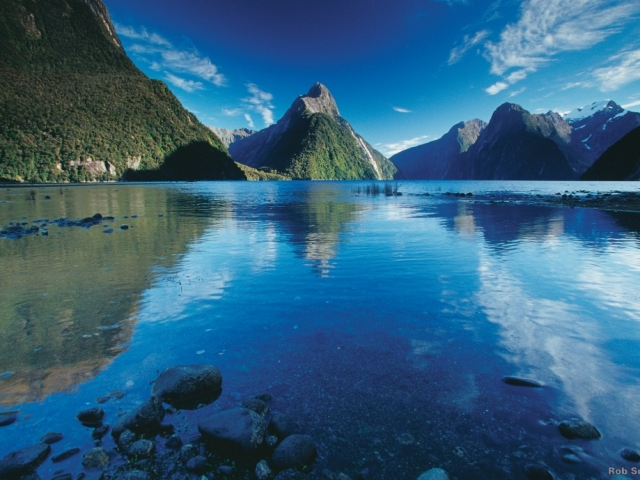 Southern Spectacular | Milford Sound, New Zealand